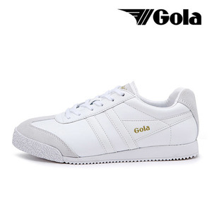 [GOLA CLASSIC] HARRIER LEATHER 스니커즈 CMA198WW